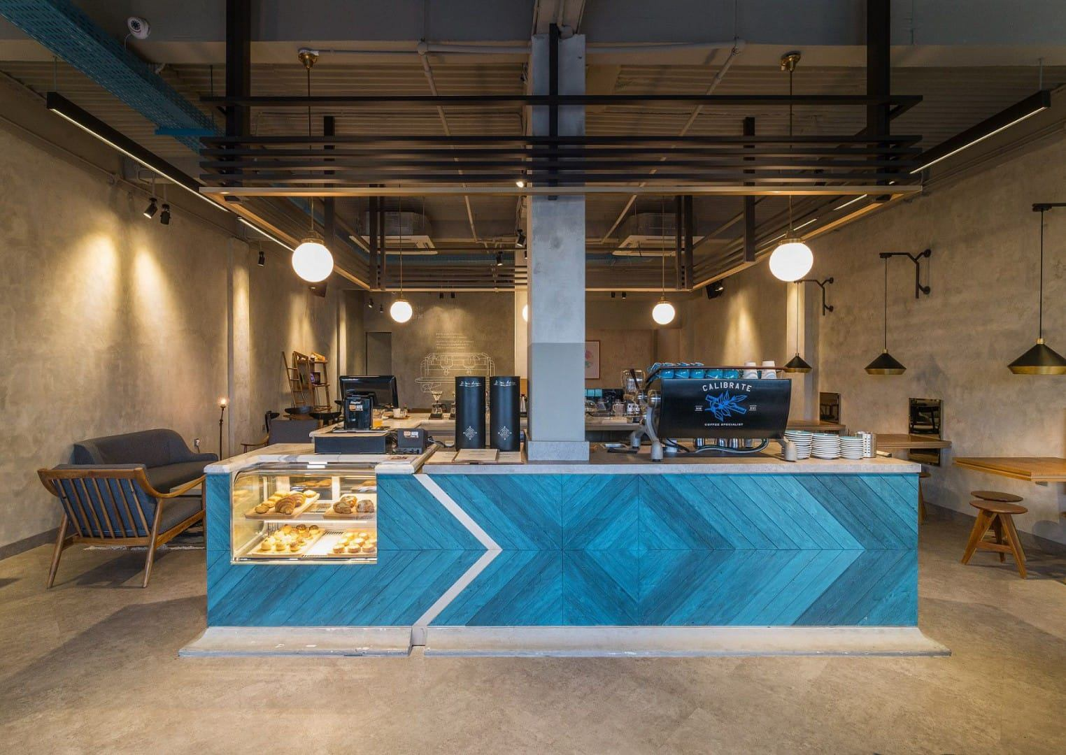 Calibrate Coffee - MILE Atelier | Bluprin