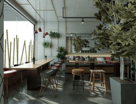 White Modern-Classic Interior - DPP STUDIO | Bluprin