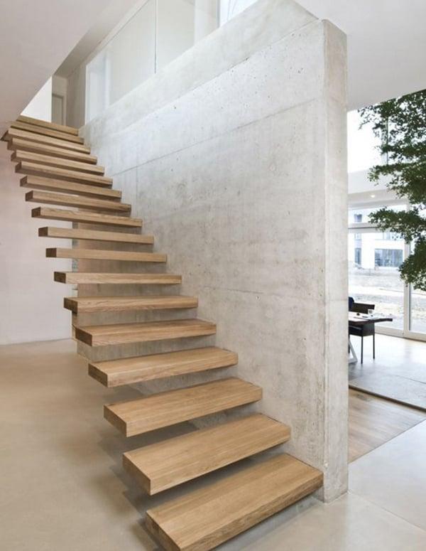 Desain Tangga Rumah Minimalis 2
