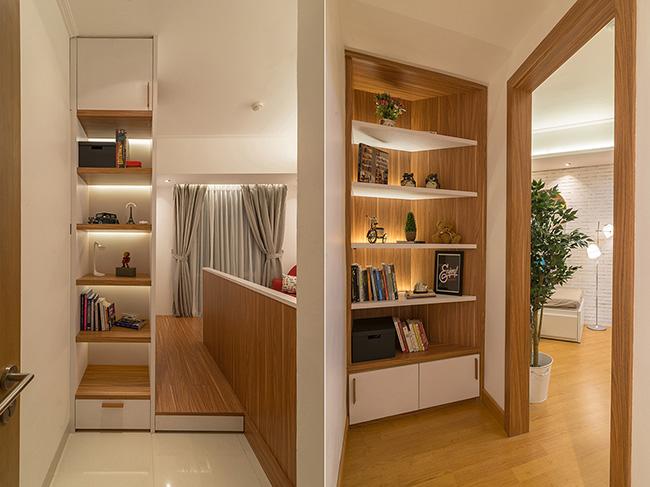 Desain Apartemen Bergaya Minimalis 7