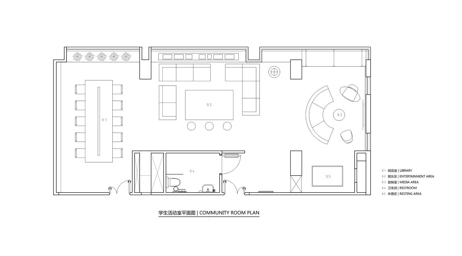 Interior Apartemen 7