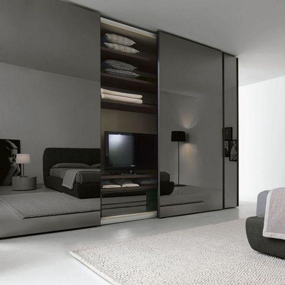 Dekorasi Cermin di Kamar Tidur 7