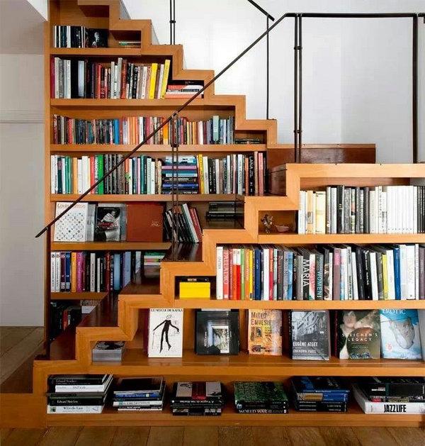 Tips Menyimpan Buku di Rumah6
